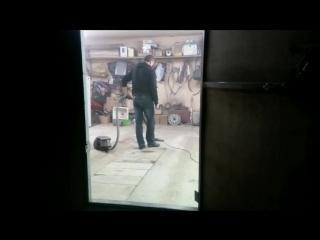 когда не знаешь чем ещё заняться в гараже