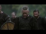 Викинги. Бой с воинами Нортумбрии у лагеря викингов