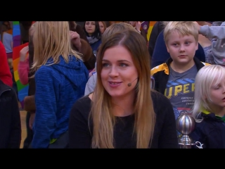 Интервью Эми Даймонд на шоу Katt och Company (22.11.2015)
