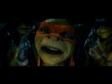 Черепашки-ниндзя 2 - Teenage Mutant Ninja Turtles: Out of the Shadows (Русский трейлер-2 2016)