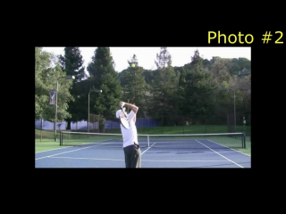 Tennis 2nd Serve Pronation - Pronate
