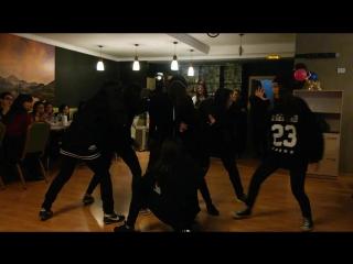 Inflame поздравляет выпускников 27.12.2015 (дебют)