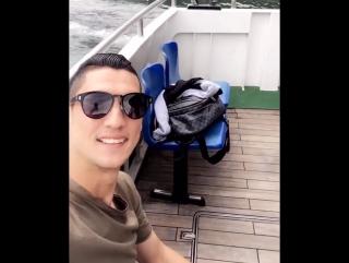 Mounir.......summer vacation