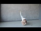 Женская гимнастика. Нижний мир. Упр.7