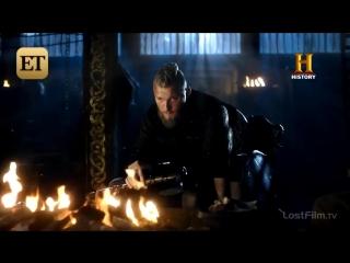 Озвученный промо-тизер «Викинги / Viking» 4 сезон.