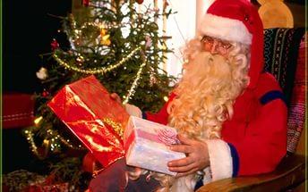 Дед Мороз - фото №1