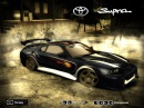 Need For Speed Most Wanted Чёрный список №13 TOYOTA SUPRA