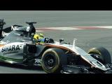 Sahara Force India - ready for 2016