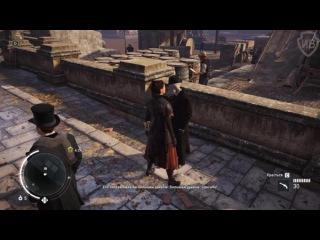 Assassin's Creed: Syndicate Прохождение - Орхидея Дарвина / Наш общий друг / Хитрый план (Часть 26)