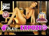 Adult Entertainment Expo 2012 Las Vegas - Expoze.tv & Quebec Broue
