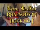 RHAPSODY IN ROCK No. 1 - GOES METAL