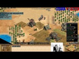 Age of Empires 2 pro games: Nicov vs BacT