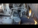 Jelcz PR110M Skarżysko Kamienna 333 wnętrzności z widokiem na WS Mielec SW680 78 1