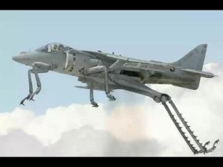 Оружиеведение -- Вертикальный взлёт