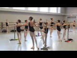 Summer Session is in full swing at the Kirov Academy of Ballet!