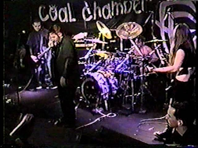Coal Chamber - 04 Clock (Live in Whisky A Go-Go, Los Angeles, California, USA 13/11/1996)