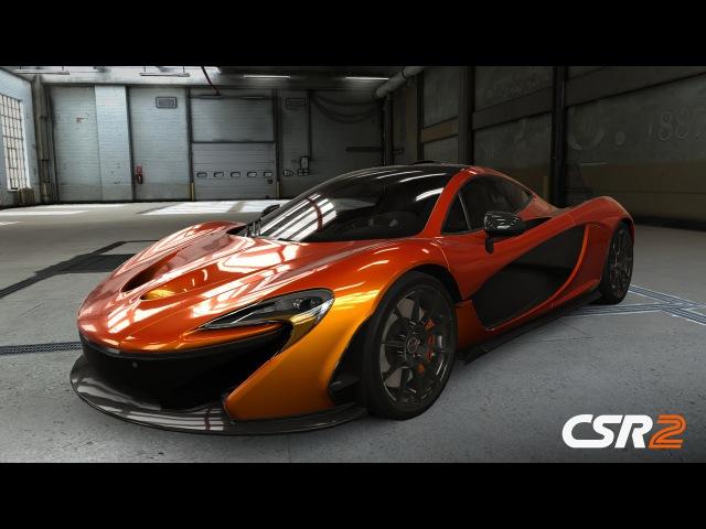 [Обновление] CSR Racing 2 - Геймплей | Трейлер