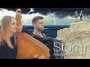 Antonio Vivaldi The Four Seasons Summer STORM III part B B project (bandura and button accordion)