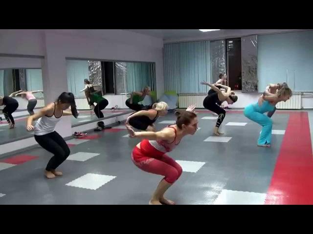 Port de bras. Фитнес тренировка для души и тела. Пор де бра.
