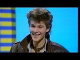 A-ha - Morten Harket Interview - Blue Peter 1986