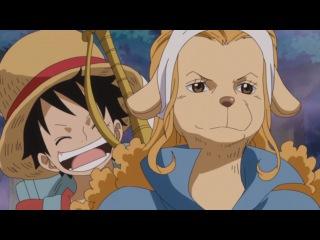 One Piece 755 русская озвучка Slayer / Ван Пис - 755 серия