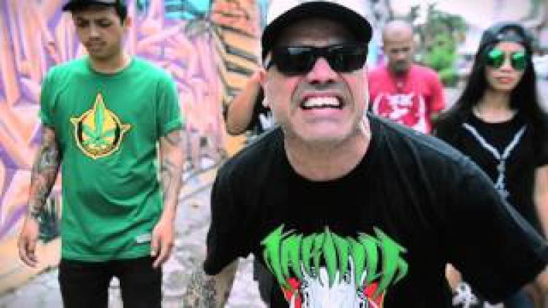 SKAM DUST - Rap Metal King (promovideo)