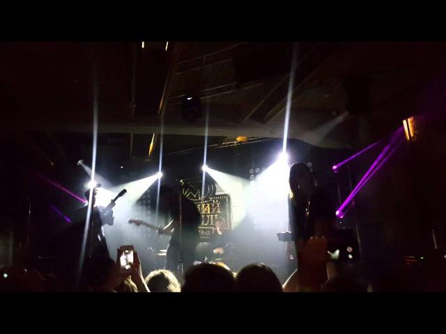 Balthazar - Bunker | Moscow | 20.02.2016 | Мумий Тролль Music Bar