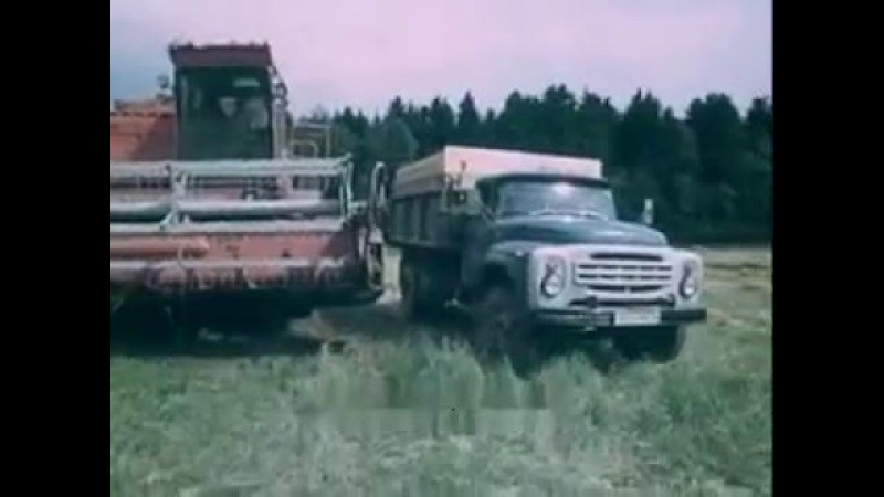 Автомобили-самосвалы ЗиЛ-ММЗ 1991