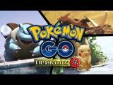 Pokemon GO!#ЛУЧШИЕ ПРИКОЛЫ ИЮНЬ  2016#HAUS TOP#THE BEST JOKES #83