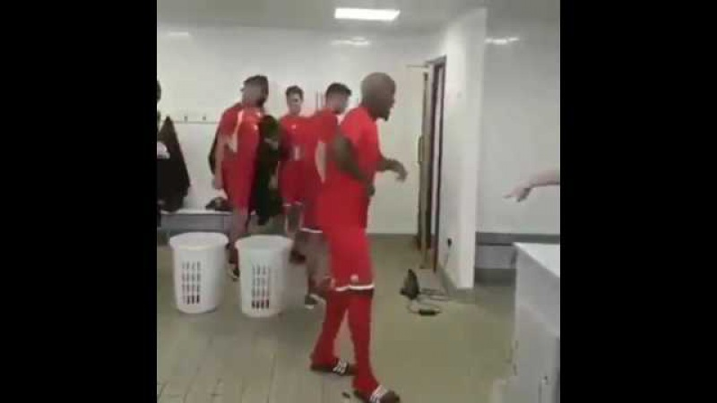 Paul Pogba Dance