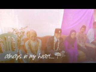 pernikahan asep & nunung