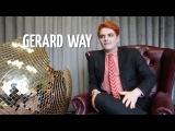 Gerard Way on Britpop, Blur and Arctic Monkeys - Gigwise Interview