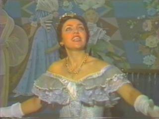 Алла Проволоцкая Сцена и ария Виолетты из оперы Травиата