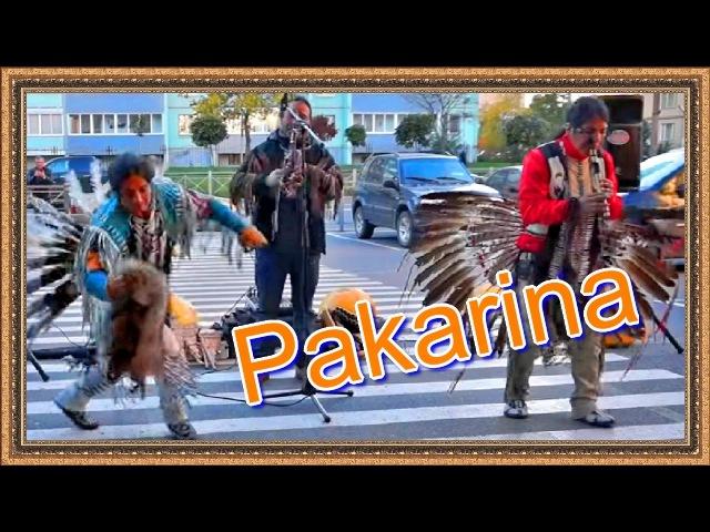 Магическая музыка индейцев Индейцы Пакарина
