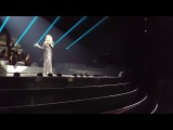 Celine Dion - Hello (Adele Cover) LIVE - New Year's Surprise (Front Row) - Dec 31st 2015