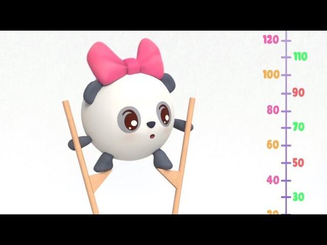 Малышарики - Шмяк (20 серия) Развивающие мультфильмы для самых маленьких 1,2,3,4 года