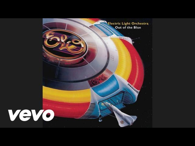 Electric Light Orchestra - Steppin' Out'