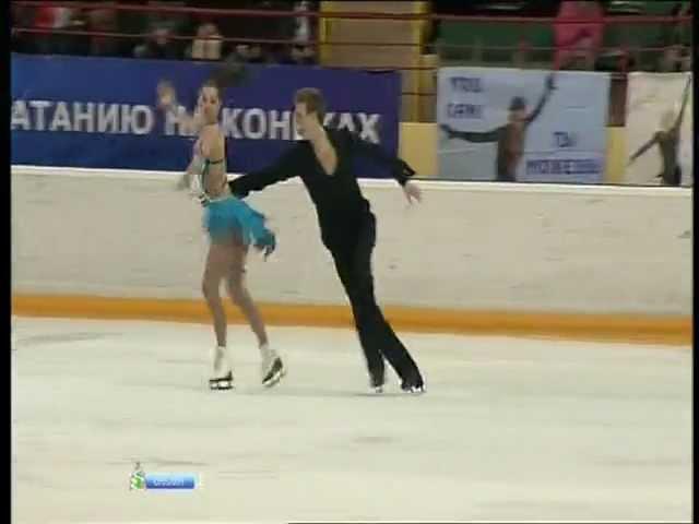 Elena ILINYKH Nikita KATSALAPOV 2012 SD Russian Nationals