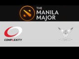 Complexity vs Wings #1 (bo1) | The Manila Major, LB, 07.06.16