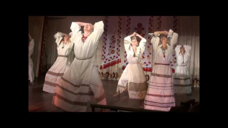 Ансамбль фольклорного танца