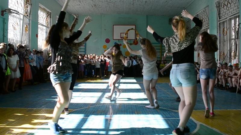 Первобытные танцы 10