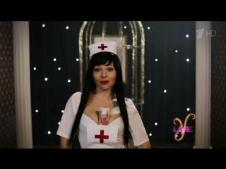 Екатерина Гусева - Yesterday live (2013) - Доктора с учителями уходят в бизнес по совету Медведева...
