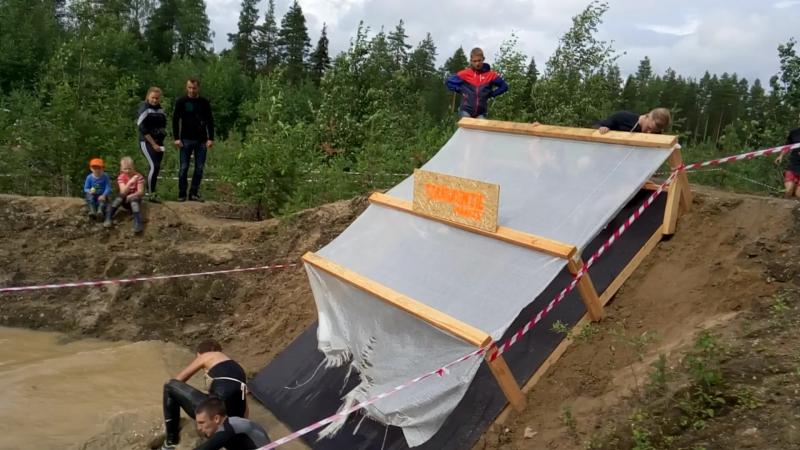 стальной медведь 2016 - Teräskontie Haaste