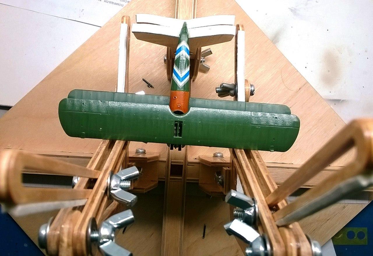 Sopwith F-1 Camel 1/72 (Roden)   - Страница 2 713Upj7L0Eg