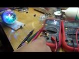 Простая доработка светодиодной лампы без драйвера, чтобы лампа служила так же долго как с драйвером