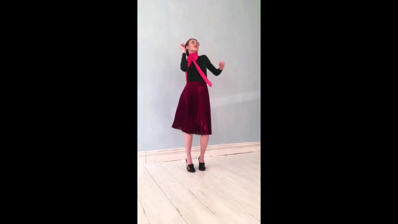 Backstage клип HelloModa Ксюша