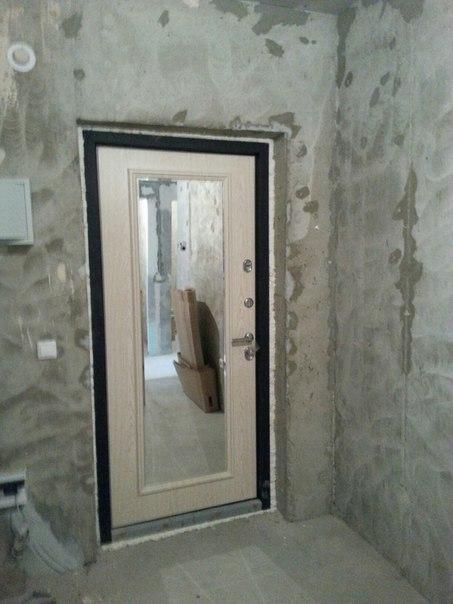 установка металлических дверей в талдоме