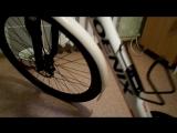 крылья на горный велосипед своими руками  от городских луж