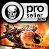 Pro Seller | Mortal Kombat X | Injustice