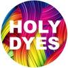 Яркие краски для волос Holy Dyes